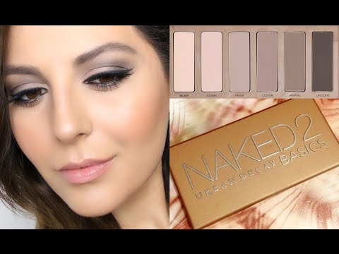 Basics - Hi guys, I wanted to give you guys a first look at the brand new Urban Decay Naked Basics 2 palette which launches on August 19th. I hope you enjoy my review...