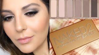 UD Naked2 Basics Palette Review