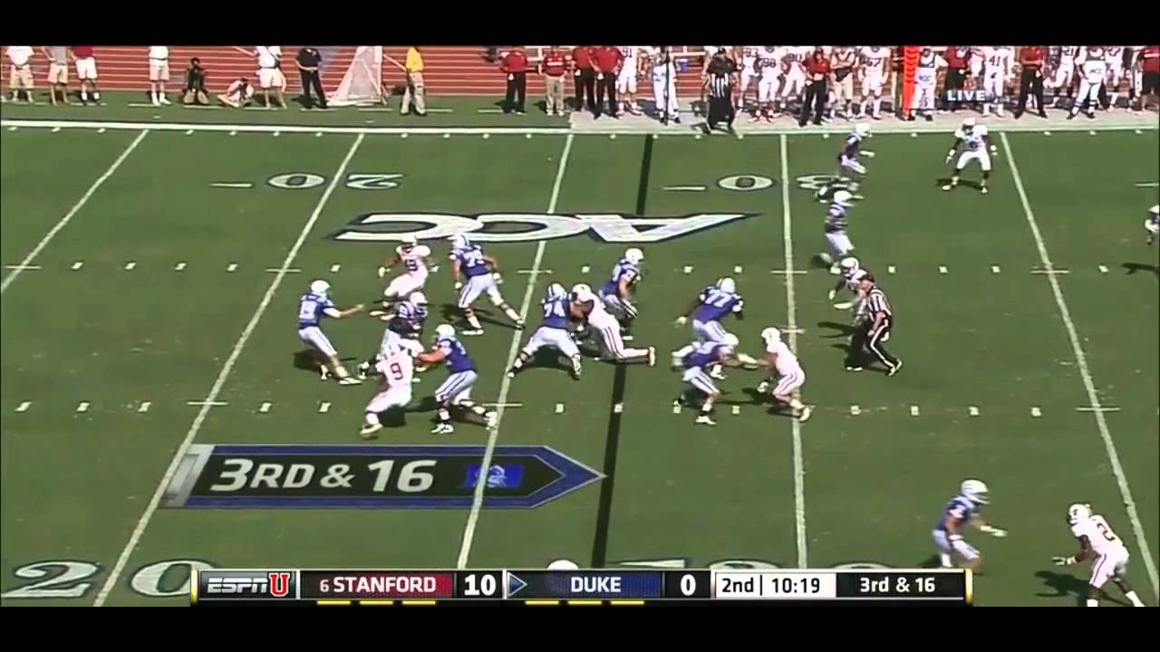 Shayne Skov vs Duke (2011)