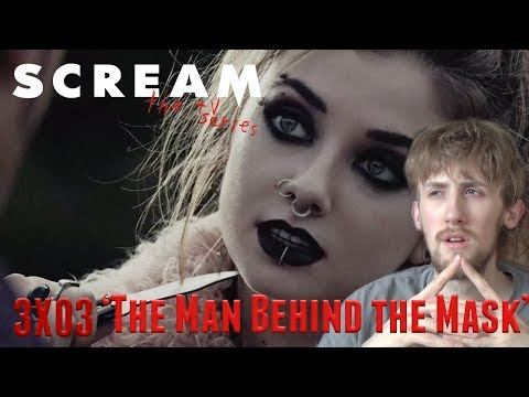 Scream Season 3 Episode 3 - 'The Man Behind the Mask' Reaction