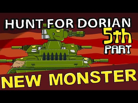 """Hunt for Dorian Ep 5  -  New Monster Birth""  Cartoons about tanks"