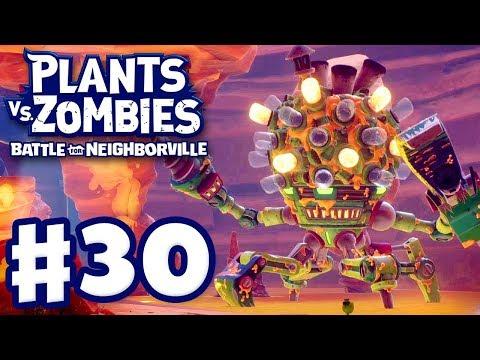 Major Problem Boss Fight! - Plants vs. Zombies: Battle for Neighborville - Gameplay Part 30 (PC)