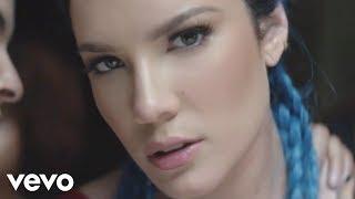 Video Halsey - Strangers ft. Lauren Jauregui MP3, 3GP, MP4, WEBM, AVI, FLV Desember 2018