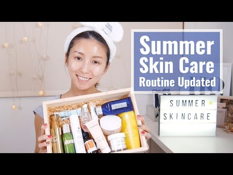 夏日保養 Summer Skin Care Routine Updated