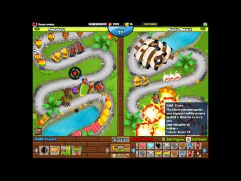 Bloons TD Battles #104: The Most OP Strategy Ever!