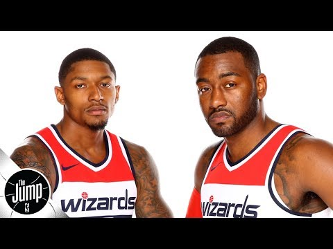 Video: John Wall says there's no John Wall without Bradley Beal | The Jump