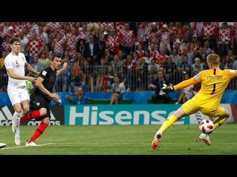 ENGLAND VS CROATIA 😫