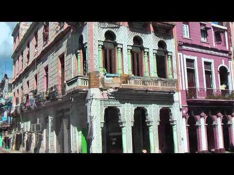Paseo del Prado (Prado or Paseo de Marti) in Havana