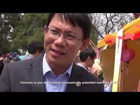Tổng Lãnh Sự quán Việt Nam tại Perth Australia  2015 - Thời lượng: 7 phút, 4 giây.