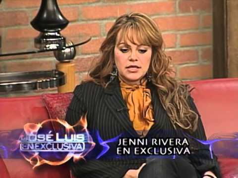 Jose Luis Sin Censura - Jenni Rivera En Exclusiva! - Thumbnail