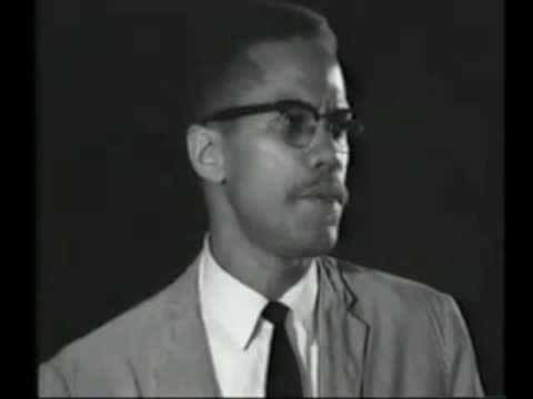 Malcolm X - By Any Means Necessary... Must View!