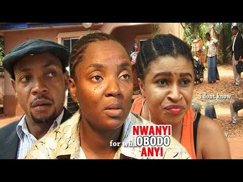 Nwanyi Obodo Anyi  1&2 - 2018  Latest Nigerian Nollywood Igbo Movie Full HD