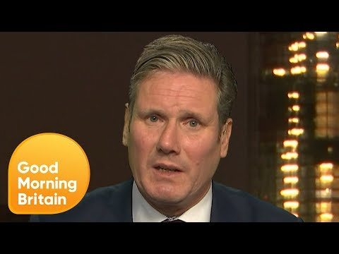 "Keir Starmer: Brexit Draft Deal Is ""A Miserable Failure of Negotiation"" 
