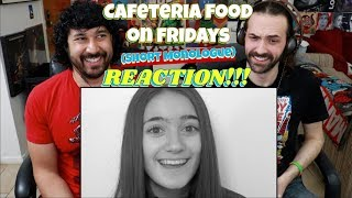 Cafeteria Food On Fridays (A Gene Geter Short Film) - REACTION!!! by The Reel Rejects