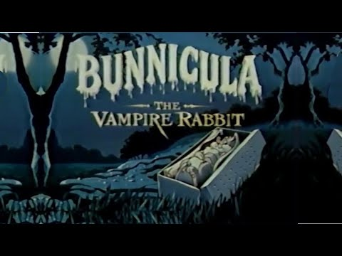 """WLS Channel 7-ABC Weekend Specials-""""Bunnicula,the Vampire Rabbit"""" (Complete Broadcast,10/29/1983) 📺"""