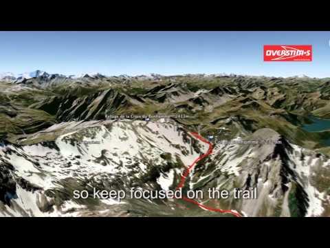 Reconnaissance du parcours (Chamonix – Chapieux)