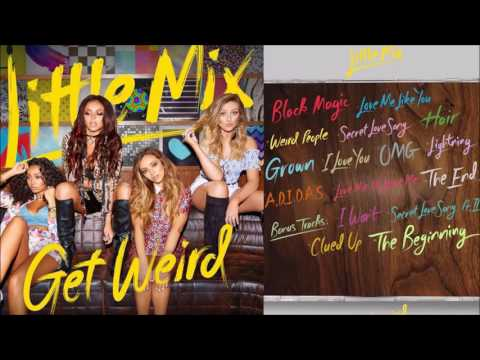 Little Mix - Secret Love Song (ft. Jason Derulo)