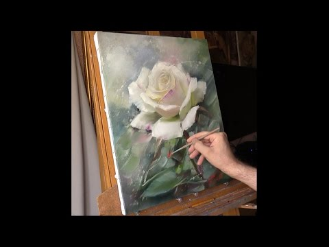 Мастер класс живописи дмитрий роза