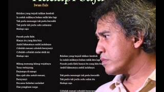 Video Iwan Fals - Hadapi Saja MP3, 3GP, MP4, WEBM, AVI, FLV Januari 2019