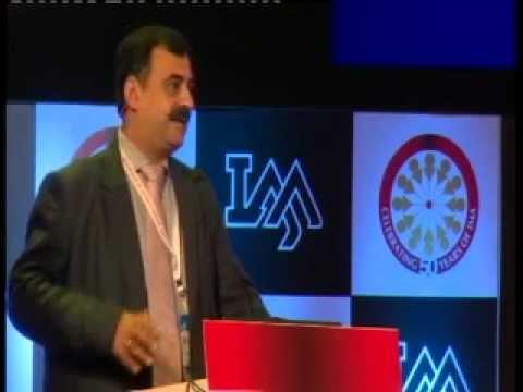 IMA International Management Conclave 2013 : Mr Pavan Duggal - Part 3