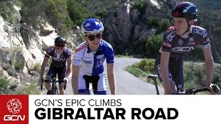 Gibraltar Road in Santa Barbara is one of California's most iconic climbs. Click here to subscribe to GCN: http://gcn.eu/SubscribeToGCN Over six miles, Gibra...