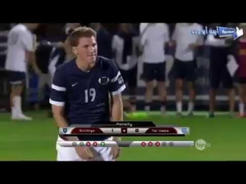 ¡El portero menos afortunado del mundo! ¡¡Para TODOS los penaltis!! ¡Increíble!