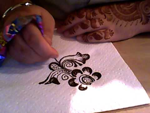 Arabic Mehndi/Henna