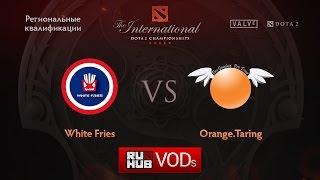 WFG vs Taring, game 1