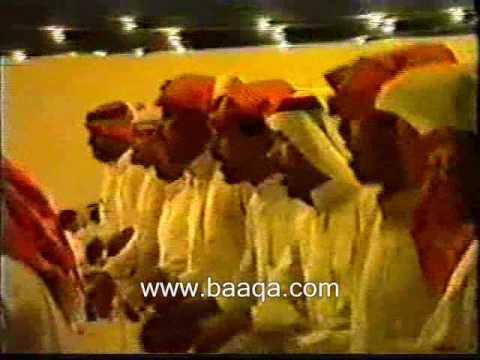 حفل زواج أحد شباب بقعاء عام 1408 هـ الجزء الأول .
