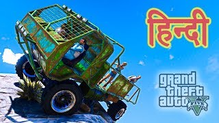 Nonton GTA 5 - Family Adventure Trip To Mount Chiliad With Wastelander | Funny Film Subtitle Indonesia Streaming Movie Download
