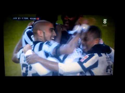 juventus - torino 2-1 gol incredibile di andrea pirlo