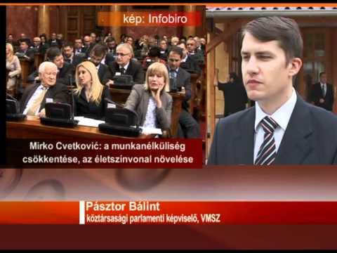 Híradó - Szerbia új kormánya-cover