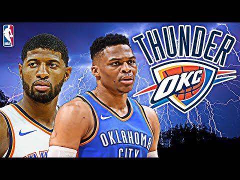 OKLAHOMA CITY THUNDER REBUILD! ROAD TO CHAMPIONSHIP! NBA 2K19 MY LEAGUE