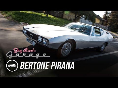 1967 Bertone Pirana – Jay Leno's Garage