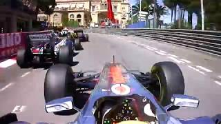 Onboard with Lewis Hamilton as he negotiates Monaco's tight and twisting streets in 2011... For more F1® videos, visit http://www.Formula1.com Like F1® on Fa...