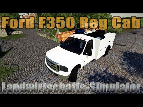 Ford F350 RegCab 2006 v1.0.0.0