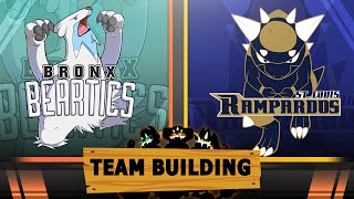 Bronx Beartics - Team Building for the StL Rampardos [UCL S2W2] @UCLOfficial by PokeaimMD