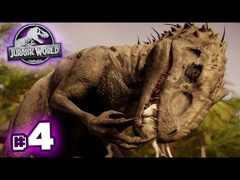 Thegamingbeaver Jurassic World The Game Indominus Rex Jurassic World Evolution Walkthrough The Final Battle