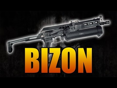 Bizon - What gun do you want me to break down next? Leave a comment! ○ I'm Giving away 5 PS4s! http://youtu.be/4MyO7Zx7MZY ○ New 'Chaos Mode' in Ghosts! http://youtu...