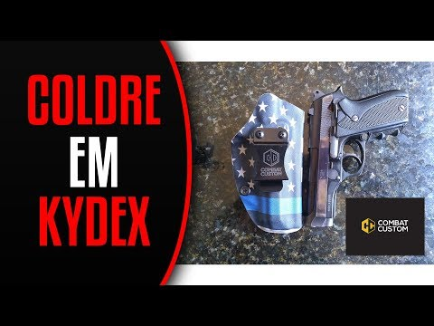 Review Coldre Kydex Combat Custom