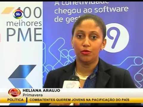 Lançamento da Quinta Edição em Sofala-Parceiros | Prémio 100 Melhores PME- Peça Informativa STV