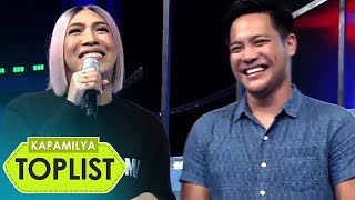 Video Kapamilya Toplist: 8 funny 'kilig at sawi' moments of Vice Ganda with 'handsome' TNT contestants MP3, 3GP, MP4, WEBM, AVI, FLV Maret 2019