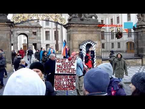 Smutná realita na Pražském hradě