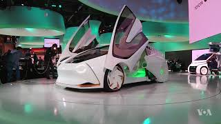 New Styles, Smarter Machines and Next-Generation Safety Highlight Tokyo Motor Show