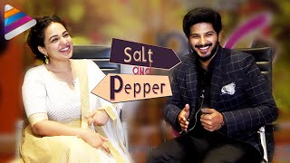 Video Nithya Menen & Dulquer Salmaan Open Up on Marriage | Salt & Pepper | Interview | 100 Days Of Love MP3, 3GP, MP4, WEBM, AVI, FLV September 2018