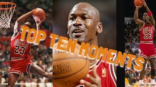 Michael was and still is memorable basketball player so I lets Revisit his awesome plays!!! Like and subcribe And Subcribe to...