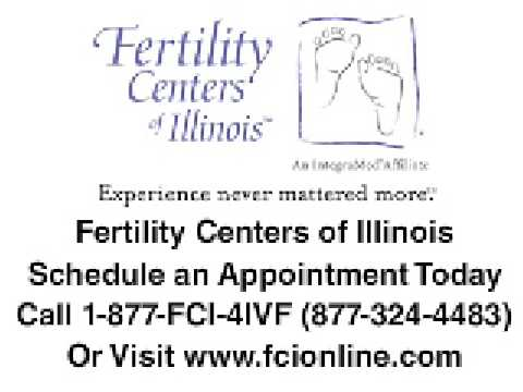 See a Fertility Specialist, Fertility Centers of Illinois