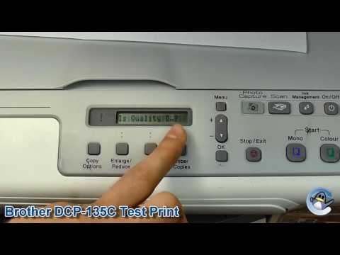 Драйвера на принтер brother dcp 135c скачать