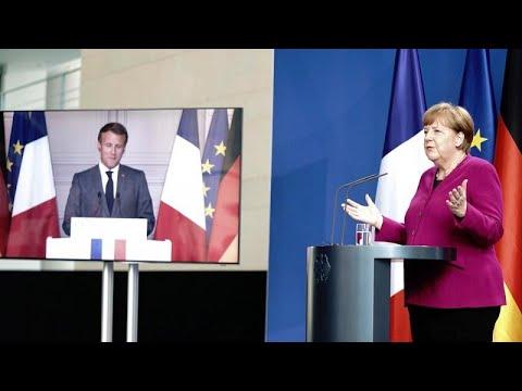 Κοινή πρόταση από Βερολίνο και Παρίσι για ευρωπαϊκό πρόγραμμα ανάκαμψης ύψους 500 δισ. ευρώ…