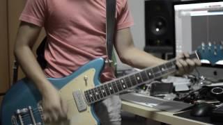Video All The Earth (Rhythm Guitar) - Vertical Church Band - MJT Custom Jazzmaster (Porter Pickups) MP3, 3GP, MP4, WEBM, AVI, FLV Juni 2018